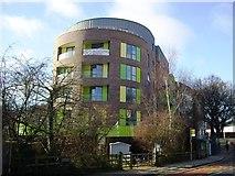 TQ2078 : New flats, Bollo Lane, Acton Lane Junction by Alex McGregor