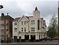 TQ1980 : Blue Star Hotel by Alan Murray-Rust