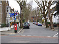 TQ2079 : Mansell Road by Alan Murray-Rust