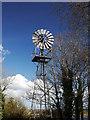 J4967 : Wind pump, Castle Espie by Rossographer