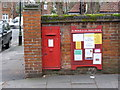 TQ2178 : Priory Avenue | Priory Gardens postbox (ref. W4 53) by Alan Murray-Rust