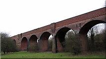 SU4726 : Hockley Viaduct by Caroline Maynard
