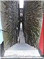 HU4741 : Mullay's Steps, Lerwick by Rob Farrow