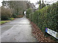 SZ0195 : Water Tower Road, Broadstone by Alex McGregor