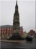 SK3516 : The Loudoun Memorial, Ashby de la Zouch by Ian S