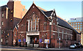 J3373 : Gt Victoria Street Baptist church, Belfast by Albert Bridge