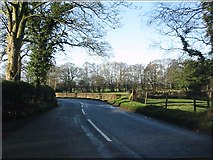 SJ8370 : Salters Lane, Siddington by Peter Whatley