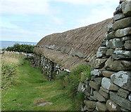 HU3914 : Barn at Shetland Crofthouse Museum by Rob Farrow