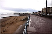 SD4464 : The promenade at Morecambe looking east by Steve Daniels