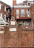 SX9292 : John Palmer's Almshouses, Magdalen Street, Exeter by Tom Jolliffe