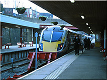 SE1632 : Grand Central at Bradford Interchange by Stephen Craven