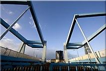 TA1031 : Stoneferry Bridges Hull by Paul Harrop