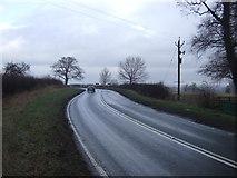 SE3167 : A61 towards Ripon by JThomas