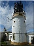 HU4007 : Sumburgh Head Lighthouse by Rob Farrow