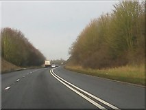 SJ6926 : A41 Hinstock bypass by Peter Whatley