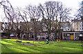 SX9164 : Play equipment, Upton Park by Richard Dorrell