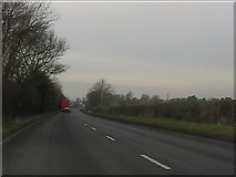 SJ6629 : A41 near Lavender Cottage by Peter Whatley