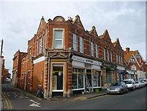 ST3049 : Burnham-On-Sea - Health Food Shop by Chris Talbot