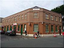 ST3049 : Burnham-On-Sea - Post Office by Chris Talbot