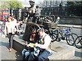 O1533 : In Dublin's fair city where the girls are so pretty... by Richard Humphrey