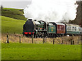 SD7913 : Lord Nelson at Burrs by David Dixon