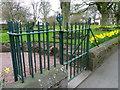 NO6107 : Kissing gate, Crail by Maigheach-gheal