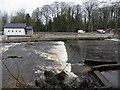 H4572 : Hydro Electric Scheme, Omagh by Kenneth  Allen