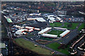 NS4764 : St Mirren Park from the air by Thomas Nugent