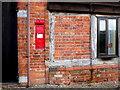 SP2263 : Victorian Letterbox by Nigel Mykura