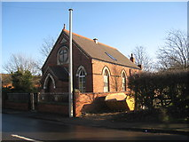 SK6895 : Former Wesleyan Chapel, Misson by Jonathan Thacker
