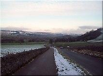 SK1482 : Arthur's Way near Castleton by Jonathan Clitheroe