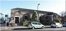 TQ2572 : Roman Catholic Church, Arthur Road, Wimbledon Park by John Salmon