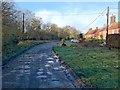 SU5763 : Brimpton Lane by Hugh Craddock