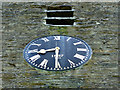 NY4102 : Clock on Tower of Jesus Church, Troutbeck, Cumbria by Christine Matthews