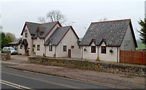 ST5192 : Willowbrook Guesthouse, Pwllmeyric by Jaggery