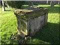 ST1502 : Chest tomb, Combe Raleigh by Derek Harper