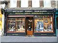 NT2573 : Royal Mile Whiskies, High Street by kim traynor