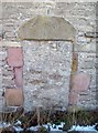SK1080 : Bricked-up Doorway to Nether Barn by Jonathan Clitheroe