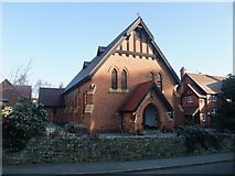SK3825 : Church of Our Lady of Mercy and Saint Philip Neri, Melbourne by Tim Heaton