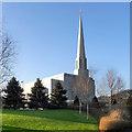 SD5819 : Preston Temple England by David Dixon