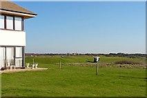 SZ2492 : Barton on Sea Golf Course by Mike Smith