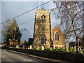 SJ4623 : St. Peter's, Myddle parish church, Shropshire by Jeremy Bolwell