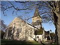 SU7139 : St Lawrence, Alton by Colin Smith