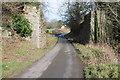 SO2747 : Dismantled railway bridge by Philip Halling
