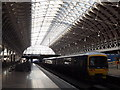 TQ2681 : Paddington Station, Eastern Arch by Colin Smith