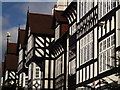 TQ2682 : Mock Tudor, Maida Vale by Colin Smith