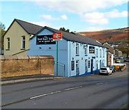 SS9993 : The Ivor Hael Hotel, Llwynypia by Jaggery