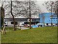 SJ7592 : Carrington Training Centre by David Dixon