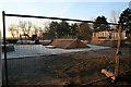 SK4833 : New skateboard park by David Lally