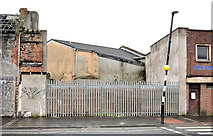 J3574 : Vacant site, Ballymacarrett, Belfast by Albert Bridge